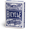 Cartes Bicycle Chainless Bleu