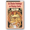"54 cartes ""Mucha""  - Piatnik"