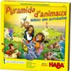 Pyramide d'animaux Mémo des acrobates - jeu HABA
