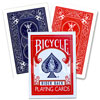 Bicycle Magic double dos rouge/bleu