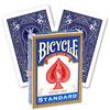 Bicycle Magic double dos bleu