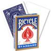 Bicycle Magic faces blanches / dos bleu