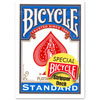 Bicycle Magic Stripper Deck (biseauté) dos bleu