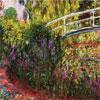 """Micro Puzzle Wentworth """"Pont japonais - Monet"""""""