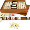 Mahjong Luxe tuiles résines