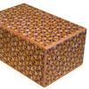 Boîte à secrets japonaise grande taille 5 sun 10 mouvements Karakuri KIRICHIGAI
