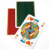 55 cartes Le Bridgeur toilées