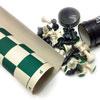 Echecs vinyle 35cm case 38mm tube plastique