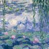 Nympheas et saules - Monnet - puzzle Michèle Wilson 250 pièces