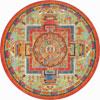 Mandala de Sitâtapatrâ - puzzle Michèle Wilson 350 pièces