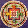 Mandala De Chakra - Art Tibetain - puzzle Michèle Wilson 250 pièces