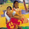 Nafea Fai Ipopo - Gauguin  - puzzle Michèle Wilson 250 pièces
