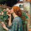 L'Ame des Roses - puzzle Michèle Wilson 150 pièces