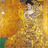 Adèle Bloch - Klimt - puzzle Michèle Wilson 150 pièces