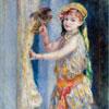 L'enfant à l'oiseau - Renoir - puzzle Michèle Wilson 80 pièces