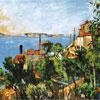 La Mer A L'estaque - Cezanne - puzzle Michèle Wilson 150 pièces