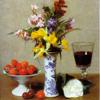 Nature Morte Aux Fiançailles - Fantin-Latour - puzzle Michèle Wilson 80 pièces