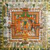 Mandala de la Médecine - puzzle Michèle Wilson 500 pièces