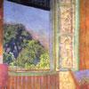 Fenêtre Ouverte - Bonnard - puzzle Michèle Wilson 250 pièces