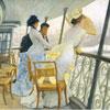 Le Calcutta - Tissot - puzzle Michèle Wilson 80 pièces
