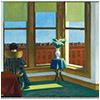 Chambre à Brooklin - Hopper - puzzle Michèle Wilson 250 pièces