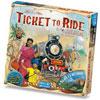 Les Aventuriers du Rail - Inde/Suisse (Ticket to Ride India)