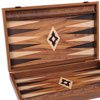 Backgammon aspect noyer 60cm