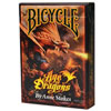 Cartes Bicycle Age Of Dragons - Anne Stokes