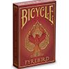 Cartes Bicycle Fyrebird