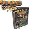CLANK! Le Temple du Seigneur Singe (extension Expéditions 2)