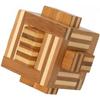 Casse-tête Bambou Quadrature**