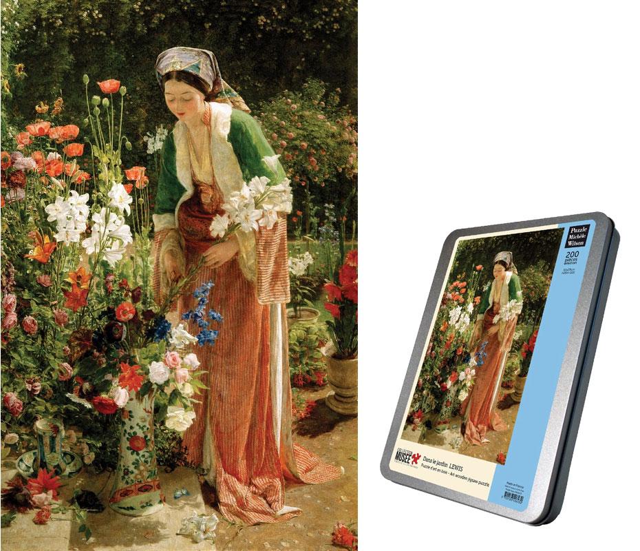 Acheter dans le jardin lewis for Jardin wilson
