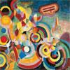 Hommage à Bleriot - Delaunay - puzzle Michèle Wilson 300 pièces boîte métal