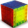Cube 5x5 Tanslucide YongJun Moyu Chuang