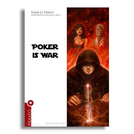 Poker is War