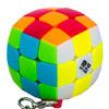 Mini Cube 3x3 QiYi porte-clefs
