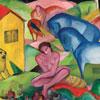 Le Rêve - Marc - puzzle Michèle Wilson 24 pièces BOÎTE KRAFT