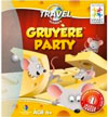 Gruyère Party (Brain cheeser - Smart Games - Magnétic travel)