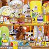 L'usine des bonbons - puzzle Michèle Wilson 100 pièces