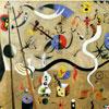 Carnaval - Miro - puzzle Michèle Wilson 50 pièces