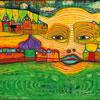 Irinaland Sur Les Balkans - puzzle Michèle Wilson 12 pièces
