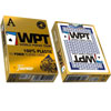 Cartes WPT Gold édition Blue 100% Plastique