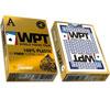 Cartes WPT Gold édition Blue 100% Plastique