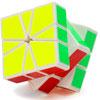 Square 1 Cube YongJun Guanlong SQ1 BLANC