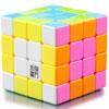 Cube 4x4 PINK Stickerless YongJun YuSu R