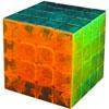 Cube 4x4 Tanslucide YongJun Moyu YuSu R