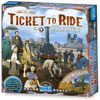 Les Aventuriers du Rail - France & Old West (Extension)