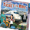 Les Aventuriers du Rail : Italie & Japon (Extension)