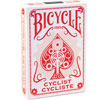 Bicycle Cyclist rouge