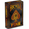 Cartes Bicycle Fire